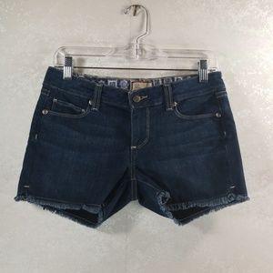 Paige jean shorts sz 28